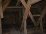 Remont części stropu i więźby dachowej na kościele